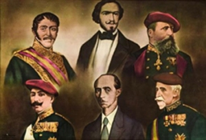 Reyes Carlistas