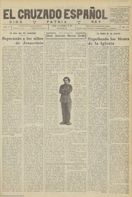 elcruzadoespannol16diciembre1932